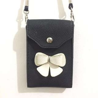Small Black Crossbody/Sling Bag