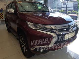 MONTERO SPORT GLX 2.4D 2WD MT 76,620 ALL-IN DOWNPAYMENT