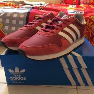 Adidas Original Haven 43 1/3 Brick Red