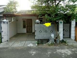 Di jual rumah citra indah blok af 29 type azalea luas tanah 111 m2