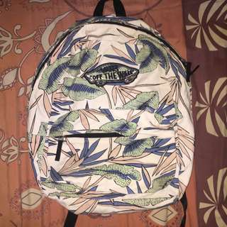 Tas/Backpack Vans Original