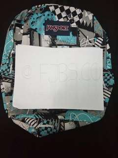 Tas Jansport Motif