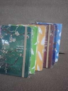 handy notebook