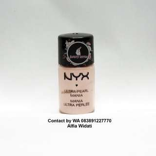 NYX Loose Powder Eyeshadow
