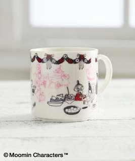 Moomin×Afternoon Tea  變色馬克杯330ml