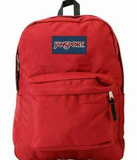 Jansport Backpack (ClassA)