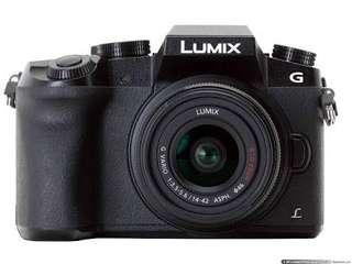 kamera lumix G7K Kredit Cepat