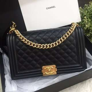 (LOOKING FOR) Chanel Le Boy New Medium
