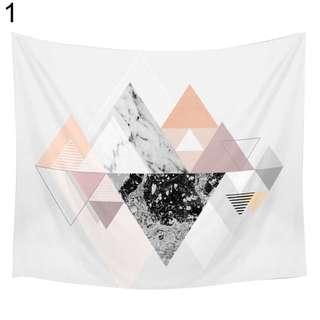 📍PO📍 Printed Tapestry