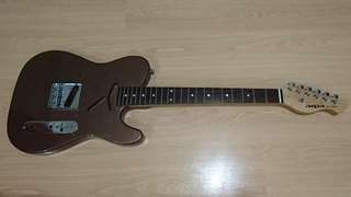 Selling: Tele-style project guitar (final price)