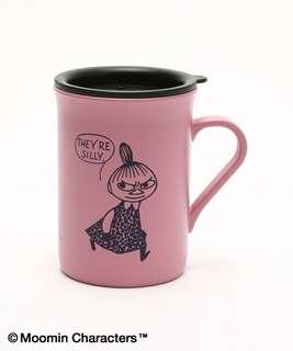 Moomin×Afternoon Tea/附蓋輕量杯 共2色