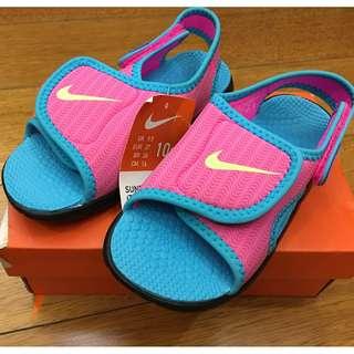 nike sunray adjust sandals for kids