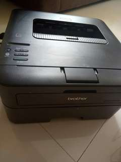 Brother HL L2365DW High-Speed Mono Laser Printer with Automatic 2-sided Printing and Wireless Capability