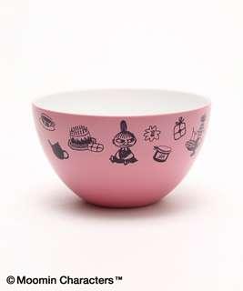 Moomin×Afternoon Tea/輕量樹脂碗 共2色