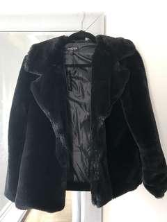Fashionova faux fur coat
