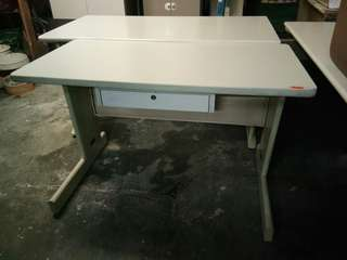 Office table with drawer Steel