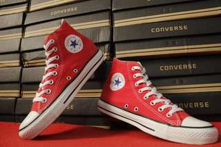 Converse ct as hi red