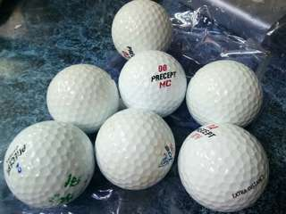 Golf ball 7pcs.