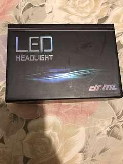 LED H4 大燈 H4 HS1 小盤 都可以使用
