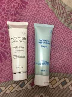 Wardah Night Cream