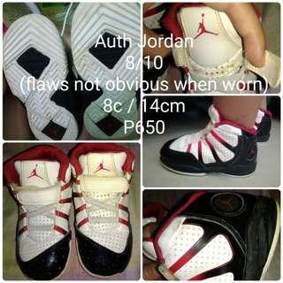 Jordan 8c 14cm
