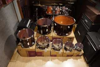 New Drum Set Brand TAMA