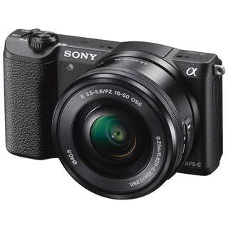 LOOKING FOR: Sony A5100 Mirrorless Camera