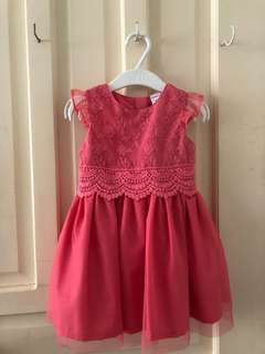 Authentic Carter's Dress
