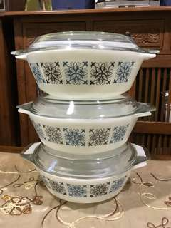 Pyrex chelsea round 10.5