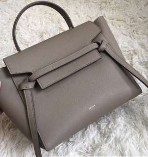 Celine belt bag micro