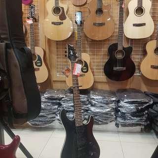 Gitar Cort KX-5 BKM Promo bunga 0% Dp 0% Cukup Bayar Admin 199.000