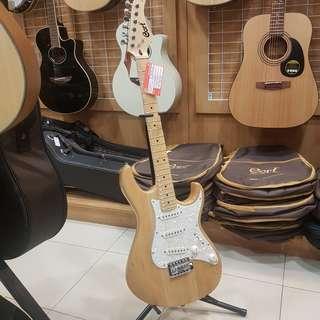 Gitar Cort G215-NAT Promo Bunga 0% Dp 0% Cukup Bayar Admin 199.000