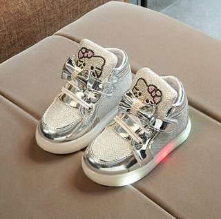 Hello Kitty LED Shoes (2y to 7y)