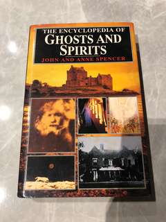Encyclopedia of Ghost & Spirit