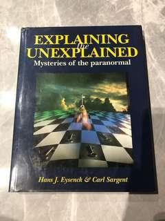 Explaining the Unexplained