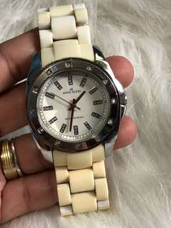 Authentic Anne Klein Diamond watch