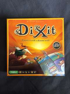 Dixit card game / board game