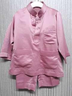 Baju Melayu (kain jakel semeter RM65)