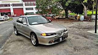 PROTON PERDANA V6 2.0 MANUAL 1999