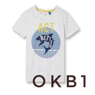 Okaidi Printed T-shirt for 8 y.o.
