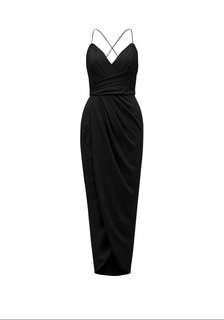 Forever New Drape Maxi Dress