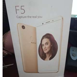 OPPO F5 GOLD 32GB