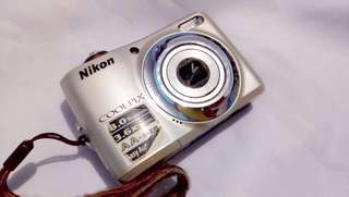 Nikon Coolpix L21 digital camera