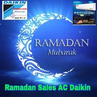 Air conditioner Daikin Innovaire R32 offer