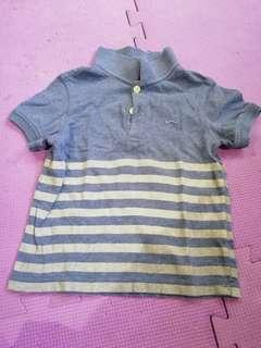 Gingersnaps polo shirt size 18 mos