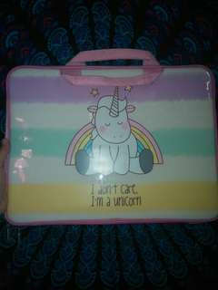 "Tas laptop unicorn 14"""
