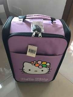 紫色 hello kitty 喼 旅行箱
