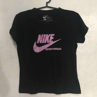Black Nike Tee (not authentic)