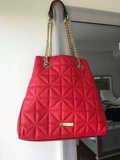 Red bag ( river island)