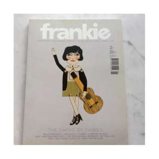Frankie Magazine Jan/Feb 2013
